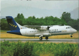 Farnair Europe Airlines Hungari ATR-42 HB-AFD Aereo Airways At BSL Airplane Ungheria - 1946-....: Era Moderna