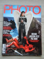 Magazine Photo - Michael Jackson - Gérard Uféras - Kitra Cahana - Luc Besson - Yumiko Utsu - Gente