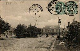 CPA St-ÉTIENNE La Gare De Chateaucreux (400740) - Saint Etienne