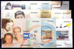 España Serie Nº Edifil 3756/66 (o) - 1931-Hoy: 2ª República - ... Juan Carlos I