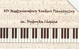POLONIA. IV International Pianist Contest Of F.Chopin. 25U. 961. (213) - Música