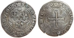 FRANCE - Louis XI [1461-1483] - Blanc Au Soleil (Dup. 553 ; 2,51 G) - 1461-1483 Louis XI Le Prudent