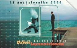 POLONIA. The Call - Connector Day (18 Pazdziernika 2000). 25U. 962. (214) - Polonia