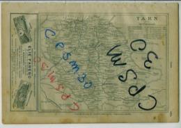 ANNUAIRE - 81 - Département Tarn - Année 1924 - édition Didot-Bottin - 36 Pages - Annuaires Téléphoniques