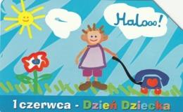 POLONIA. The Children's Day. 25U. 1079. (216) - Polonia