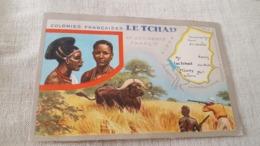 LES COLONIES FRANÇAISES LE TCHAD - Other