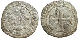 FRANCE - Charles VIII [1483-1498] - Liard - 2e émission (Dup. 600A ; 0,78 G) - 1380-1422 Charles VI. Le Fol