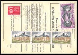 50978 Gironde Poste Aérienne PA N°47 Boucher Hilsz Airmal Ordre De Reexpedition Temporaire France - Luftpost