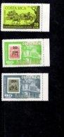 1974 SCOTT C661 - C665 POSTFRIS MINT NEVER HINGED EINWANDFREI (XX) UPU CENTENAIRE - Costa Rica