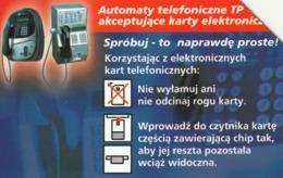 POLONIA. Automaty Telefonicze TP. 25U. 1390. (218) - Polonia