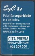 Calendario Bolsillo SyC ITV 2016 Pocket Calendar Kalender Calendrier Kalendar - Tamaño Pequeño : 2001-...