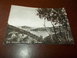 B734  Elba Tre Laghi Non Viaggiata Lieve Piega - Italia