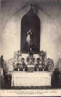 56 BREHAN N. D. De Thimadeuc, Intérieur De La Chapelle De St Julien - France