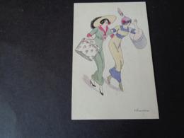 Illustrateur ( 1349 )   Pas Signée -  B.G. Paris  575 - 1900-1949