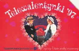 POLONIA. VALENTINE'S DAY 97. 25U. 234. (221) - Polonia