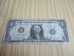 Etats-Unis.Billet 1 Dollar 1969. - Devise Nationale