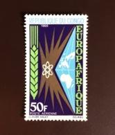 Congo 1966 Euroafrique MNH - Ungebraucht