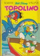 DISNEY - ALBUM TOPOLINO N°868-16 Luglio 1972 - GIOCHI INTONSI NON SVOLTI - BOLLINI PUNTI - BELLO!!! - Disney