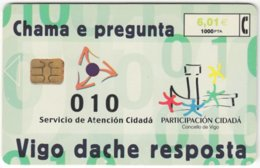 SPAIN B-383 Chip Telefonica - Used - Ohne Zuordnung