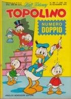 DISNEY - ALBUM TOPOLINO N°887-26 Novembre 1972 - GIOCHI INTONSI NON SVOLTI - BOLLINI PUNTI - QUASI EDICOLA!! - Disney