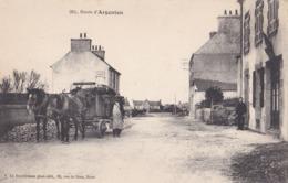 Route D'argenton EDITEUR LE BOURDONNEC BREST ( Attelage )  PRIX FIXE - France