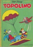 DISNEY - ALBUM TOPOLINO N°814 - 4 Luglio1971 - GIOCHI INTONSI NON SVOLTI - BOLLINI PUNTI - BELLO!! - Disney