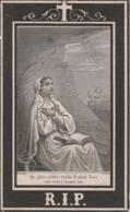 Francisca Martens-drongen 1814-1883 - Devotion Images