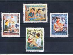 Laos. Année Internationale De L'enfant - Laos