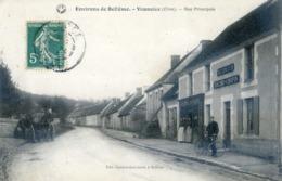 61 - Bellême Environs - Vaunoise - Rue Principale - Autres Communes