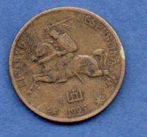 Lituanie  -  50 Centu  1925   -- Km # 75 - état TB - Lituanie