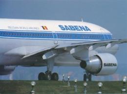 CP - Avion - Vliegtuig - Sabena - Airbus A310 - 1946-....: Era Moderna
