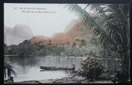 Tahiti Postcard. 47. Un Coin De La Baie D'Opunohu. Ile De Moorea - Tahiti