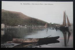 Tahiti Postcard. 52. Raiatea - Baie D'Uturoa (Iles Sous Le Vent) - Tahiti