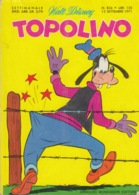 DISNEY - ALBUM TOPOLINO N°824 - 12 SETTEMBRE 1971 - GIOCHI INTONSI NON SVOLTI - BOLLINI PUNTI - BELLO!!! - Disney