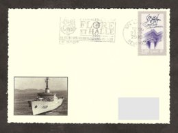 3 03182-Oblitération Le Port (Réunion) Le 23/09/2000 - Marcophilie (Lettres)