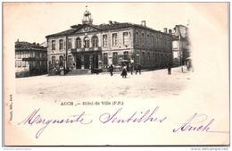 32 AUCH - Hotel De Ville - Auch