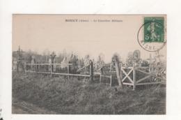 Roucy Le Cimetiere Militaire - France