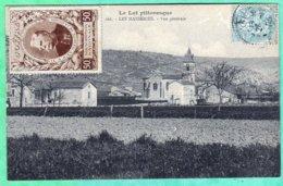 166 - LES MASSERIES - VUE GENERALE - France