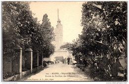 ALGERIE - ALGER - Le Pavillon Des Officiers De L'hopital Du Dey - Algiers