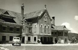 Malay Malaysia, PAHANG, Tanah Rata, Cameron Highlands, Convent School 1960s RPPC - Malaysia