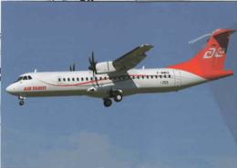 Air Tahiti Airways F-WWEG France ATR-72 Aereo Franch Aiplane At Toulousa ATR 72 French - 1946-....: Era Moderna