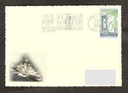 3 03191-Oblitération Le Port (Réunion) Le 23/09/2000 - Marcophilie (Lettres)