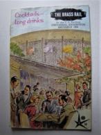 BRUXELLES - EXPO 58 - The Brass Rail - At The U.S. Pavilion - Cocktails - Long Drinks - Menus
