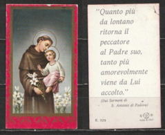 # Santino - Sant'Antonio Di Padova - Santini