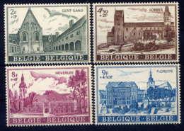 BELGIQUE - 1652/1655**  - ABBAYES - Belgique