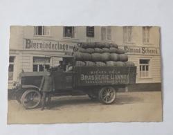 BIERES DE LA BRASSERIE LANNOY BRUXELLES IXELLES ELSENE - Petits Métiers