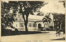 Malay Malaysia, TAIPING PERAK, Museum (1910s) Postcard - Malaysia