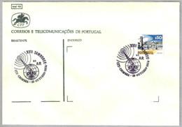 ESCUTISMO PORTUGUES - XVII JAMBOREE NO AR - SCOUTS. Coimbra, Portugal, 1974 - Movimiento Scout