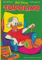 DISNEY - ALBUM TOPOLINO N°876 - 10 Settembre 1972 - GIOCHI INTONSI NON SVOLTI - BOLLINI PUNTI - COME NUOVO!! - Disney