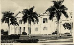 Malay Malaysia, PERAK IPOH, Town Hall (1940s) RPPC Postcard - Malaysia